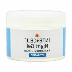 Reviva Labs 0830760 InterCell Night Gel with Hyaluronic Acid