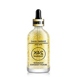 24K Gold Essence Day Cream Anti Wrinkle Face Care Anti Aging