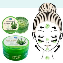 99.9 % Aloe Vera Soothing Gel Face Body After Sun Moisturize