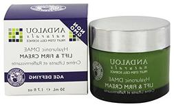 Andalou Naturals - Lift & Firm Cream Age Defying Hyaluronic