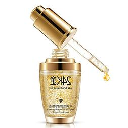 Anti-Wrinkle Essence Cream 24K Gold Anti Wrinkle Collagen Mo