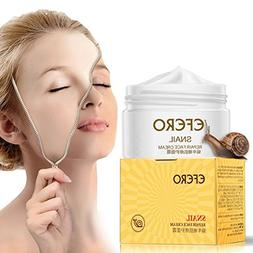 Cutelove Snail Repair Face Cream Moisturizing whitening Shri