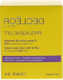 Decleor Prolagene Lift and Firm Rich Day Cream for Dry Skin,