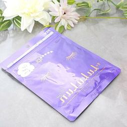 LuLuLun Moisturizing Face Mask Blue 7 sheets with Hyaluronic