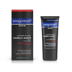 Neutrogena Men Triple Protect Face Lotion - SPF 20