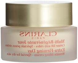 New Extra Firming Day Cream Spec. by Clarins for Unisex - 1.