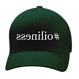 #Oiliness - A Nice Hashtag Men's Adult Baseball Hat Cap, For