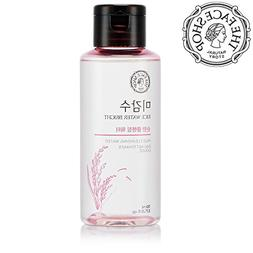 The Face Shop Mild Facial Cleanser, Natural Rice Water Light