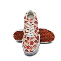 A Lot Of Pomegranates Casual Shoes Sneakers Man's Boat Sport