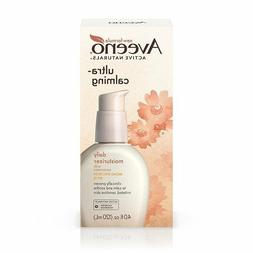 Aveeno Active Naturals Ultra-Calming Daily Moisturizer SPF 1