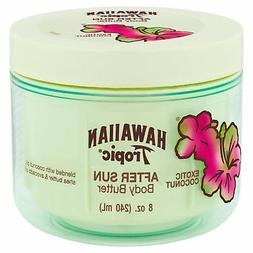 After Sun Hydrating Body Butter, Exotic Coconut, 8 ounce