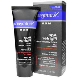 Neutrogena age fighter face moisturizer for men with SPF 15