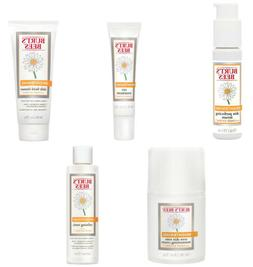 Burt's Bees Brightening Skincare Products, 5 Types