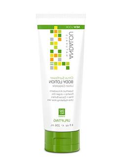 Body Lotion Citrus Verbena - Andalou Naturals - 8 oz - Lotio