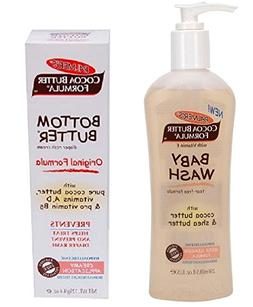 Palmer's Cocoa Butter Baby Wash & Bottom Butter Set