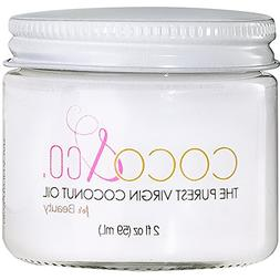 Coconut Oil for Hair & Skin By COCO&CO. Beauty Grade 100% RA