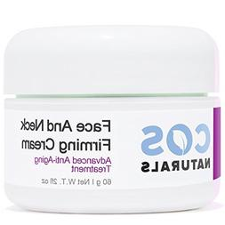 COS Naturals FACE AND NECK FIRMING CREAM Advanced Anti-Aging