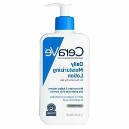 CeraVe Daily Moisturizing Lotion | 12 Ounce | Face & Body Lo