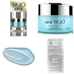Eye Cream by Olay, Deep Hydrating Gel with Hyaluronic Acid,