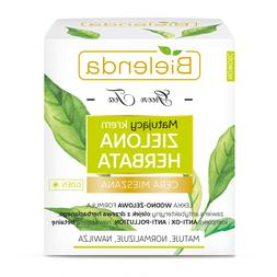 BIELENDA GREEN TEA MATIFYING Cream For Combination Skin Day