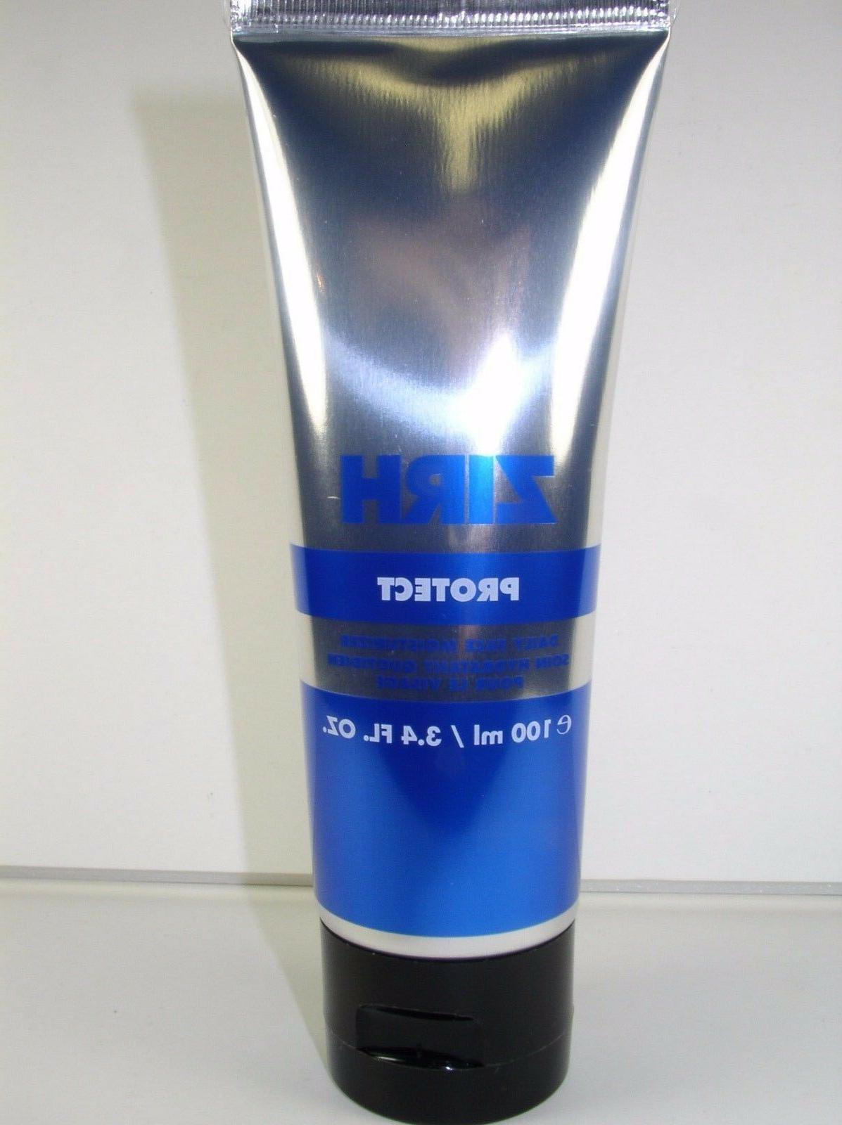 3 4 oz protect daily face moisturizer