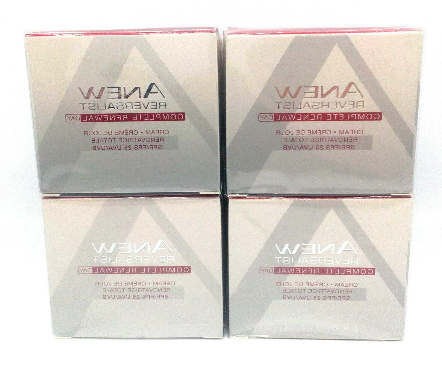 4 x anew reversalist complete renewal day