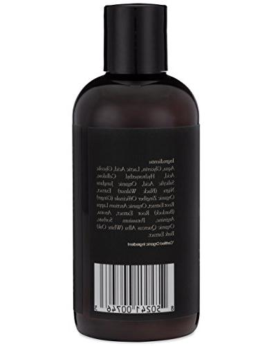 Aftershave for Bumps Natural Ingredients to Razor Soothe Inflammation Hair Root, Root,Black