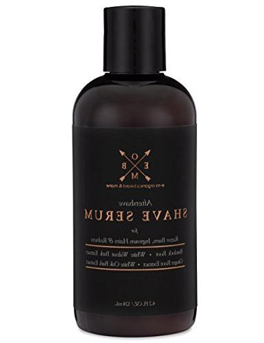 Aftershave Serum for Razor Bumps And Ingrown Hairs  Natural