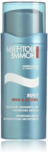 Biotherm Homme T-Pur Anti Oil and Shine Ultra Absorbing and
