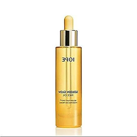 IOPE New Golden Glow Face Oil 40ml Firming Facial Oil Light