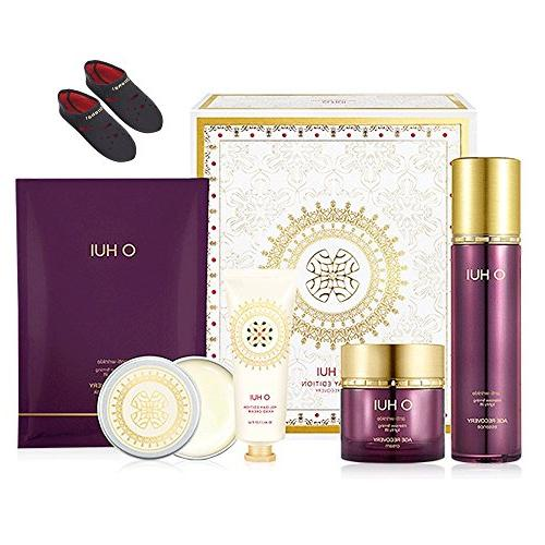 OHUI Age recovery Essence 45ml & Age Recovery Cream 30ml Spe