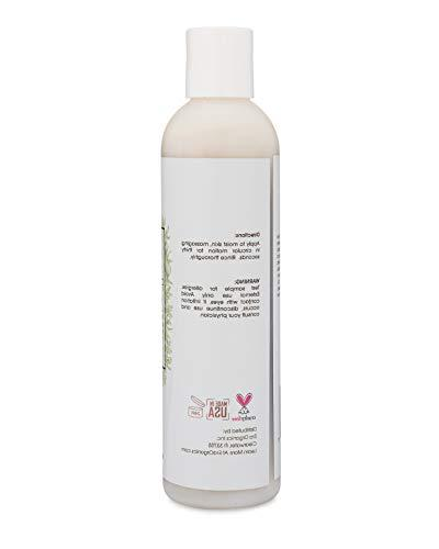 Tea Tree Oil Cleanser & Body Wash Oily, & & Organic Facial Wash to Moisturize, Soothe Redness