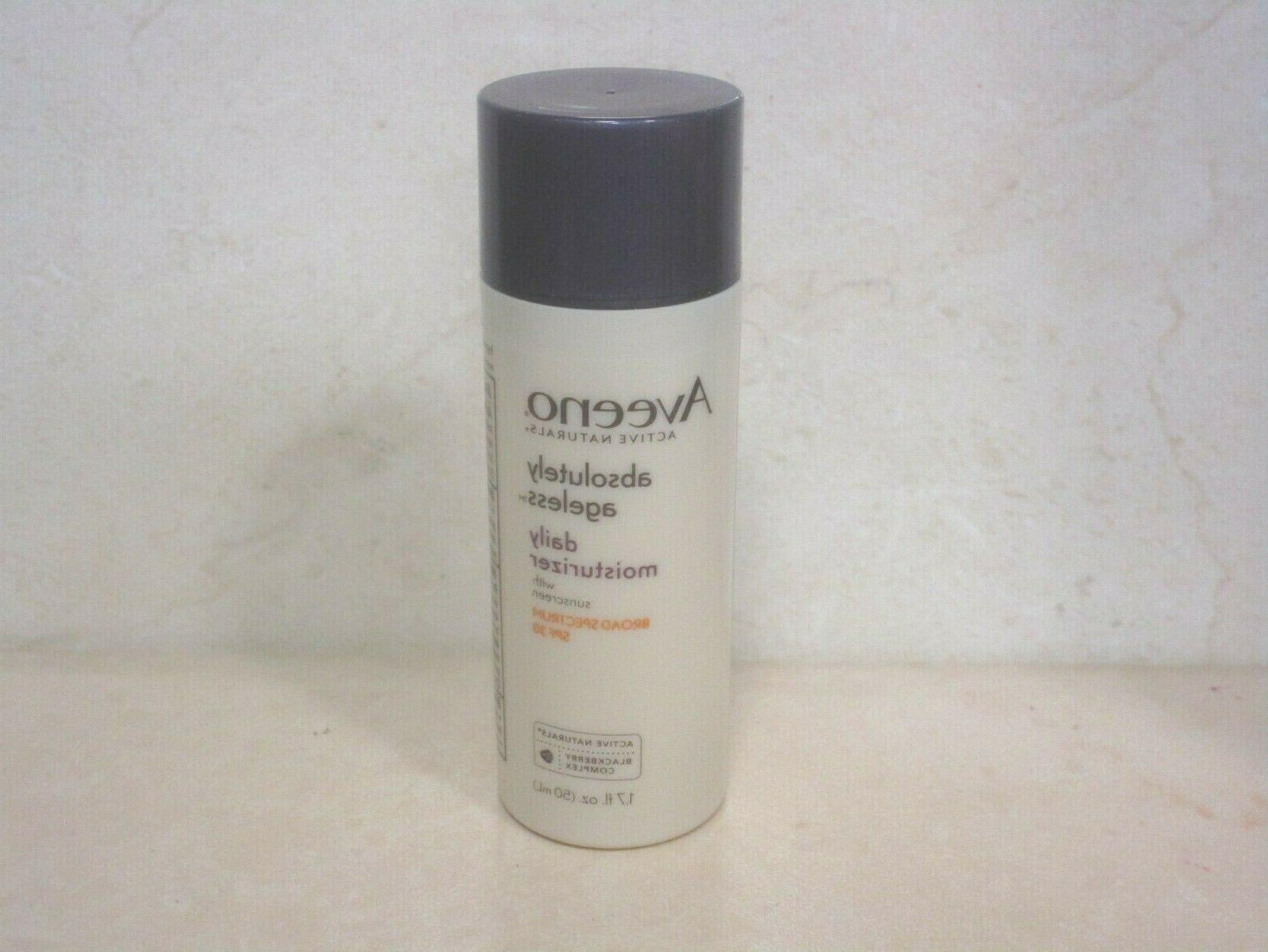 absolutely ageless daily moisturizer broad spectrum spf