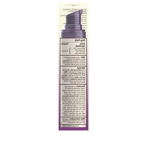 Aveeno Absolutely Day Face with SPF 30 Blackberry Green Tea, Hypoallergenic, & Non-Comedogenic, 1.3 oz