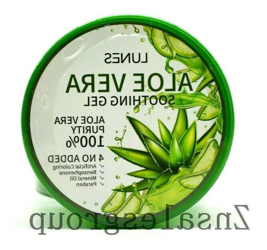 Aloe Vera Soothing 100% Pure Moisturizer 300 ml /10.58