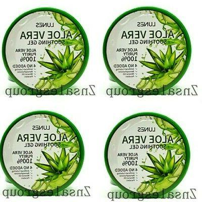 aloe vera soothing and moisture 99 percent