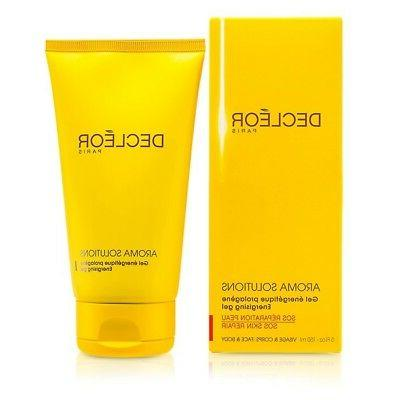 aroma solutions energising gel for face