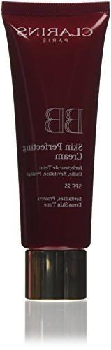 Clarins BB Skin Perfecting Cream SPF 25, No. 02 Medium, 1.7