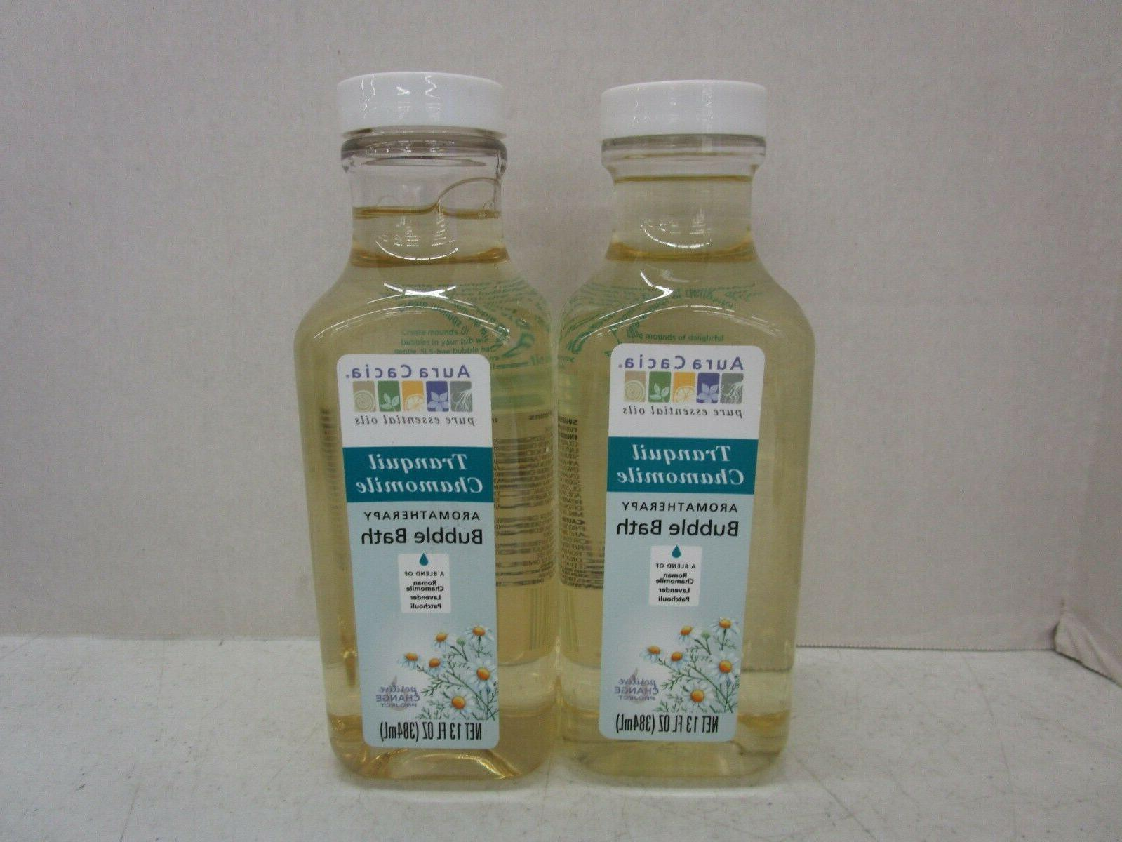 Aura Cacia Bubble Bath Tranquility 13 oz
