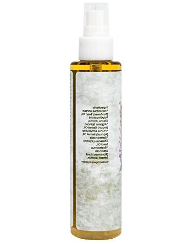 Facial Cleansing Oil Makeup Remover- Natural & Organic Wash Skin With Argan Oil, Oil,