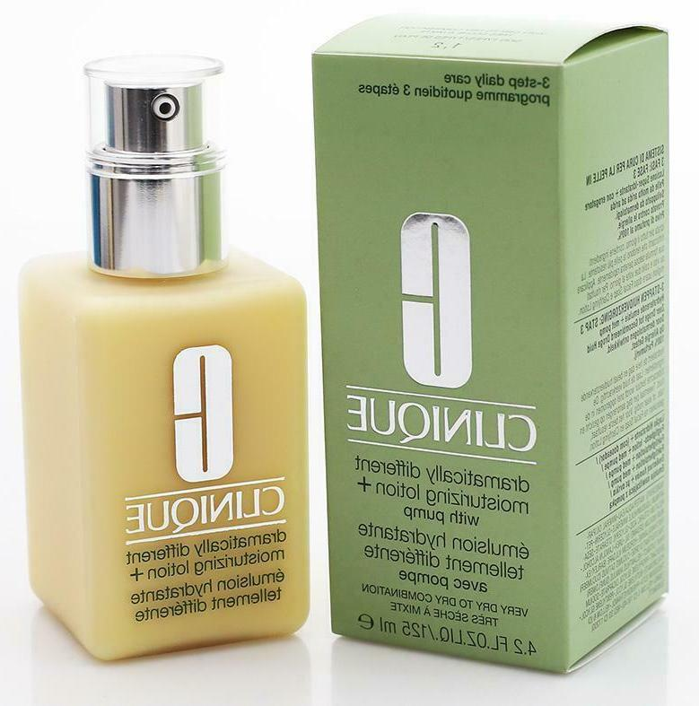 dramatically different moisturizing lotion with pump 4
