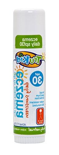 Trukid Eczema Daily Unscented SPF 30+ Face and Body Stick, M