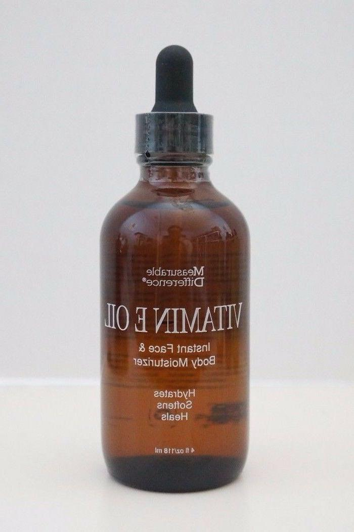 Measurable & Body Oil Hydrating Moisturizer Vitamin Oil