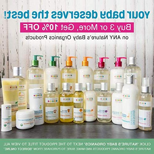 Nature's Face & Body Free, 8 Aloe Oil Lotion for & Adults! Rich, | No Synthetics, Parabens, or