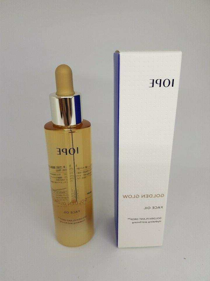 IOPE Golden Oil Moisturizer Skin beauty