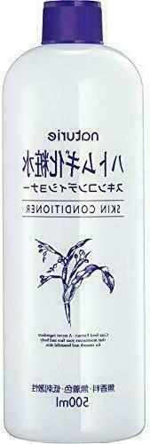 Naturie Hatomugi Skin Conditioner Lotion 500mL No Fragrance-