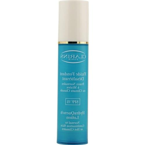 hydra quench face spf 15