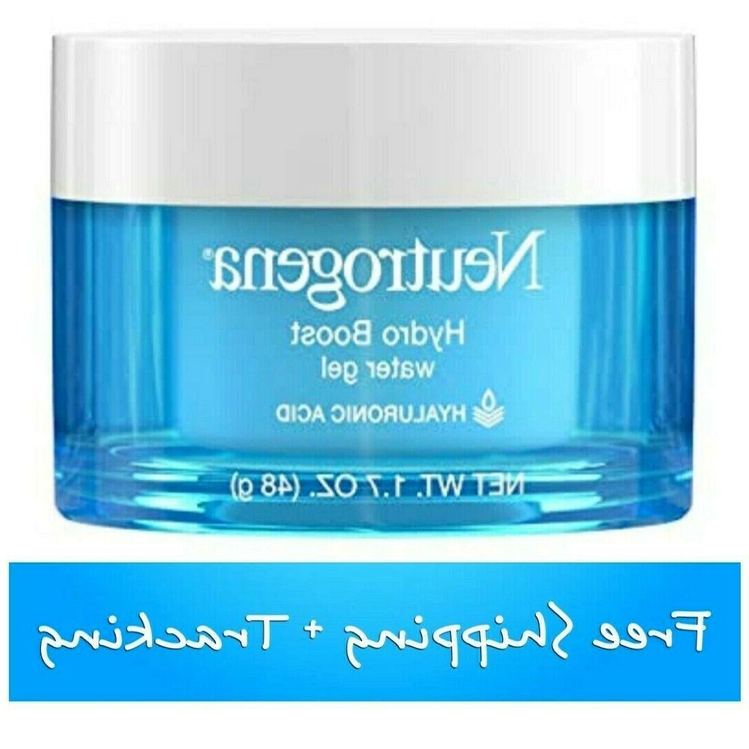 hydro boost hyaluronic acid hydrating water face