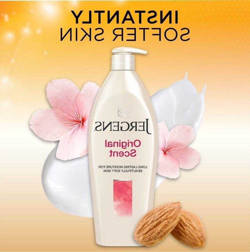 Lotion Dry Skin Original Scent Women Body Beauty