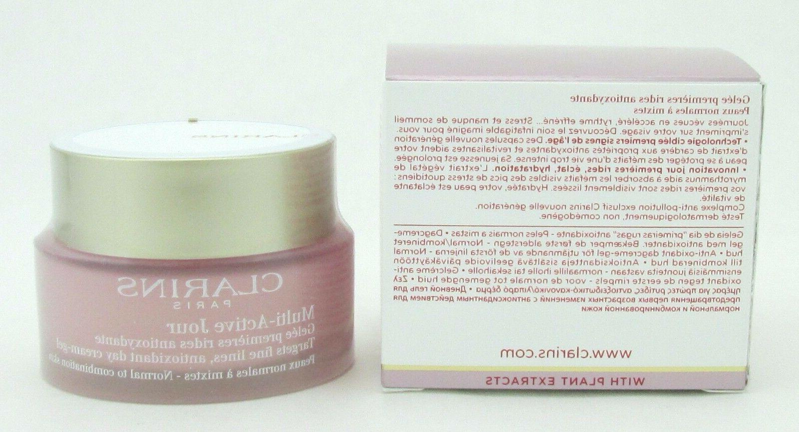 Clarins Multi-Active Recovery Cream for Normal